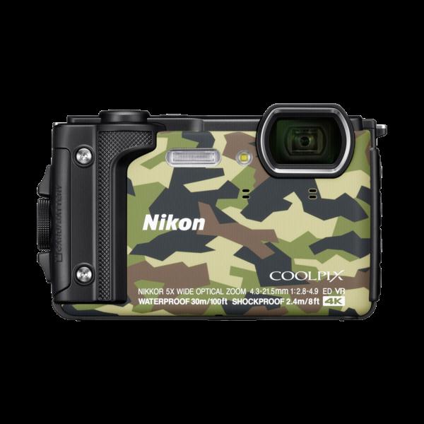 Nikon Coolpix W300 camouflage