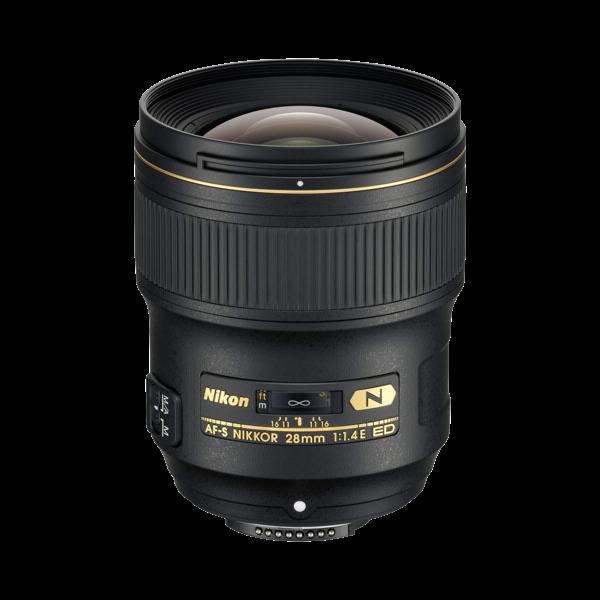 Nikon AF-S 28mm/1.4 ED