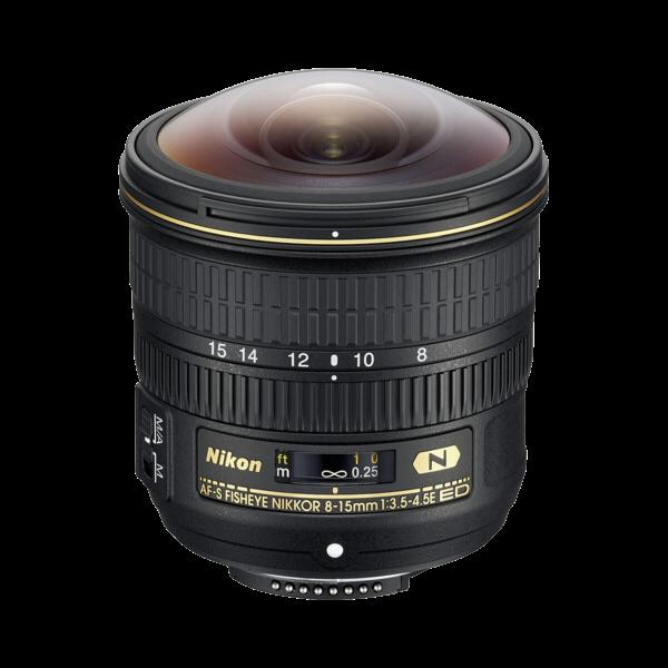 Nikon AF-S 8-15/3.5-4.5 ED