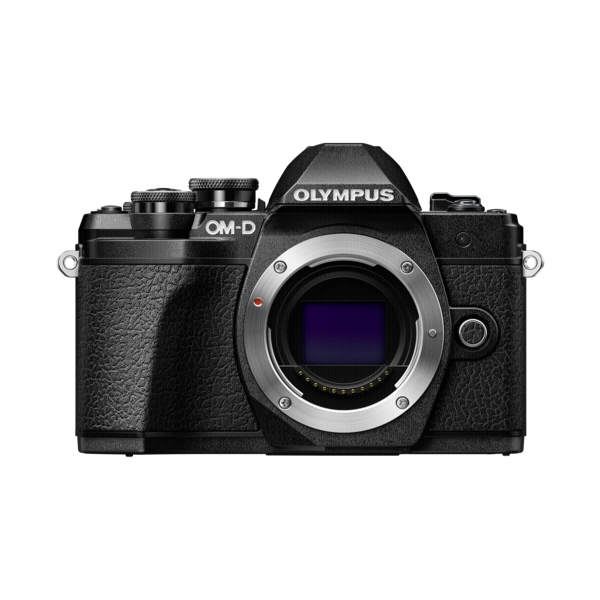 Olympus E-M10 mark III zwart body