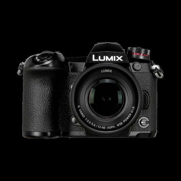 Panasonic Lumix DC-G9+12-60/3.5-5.6 O.I.S. Dual I.S