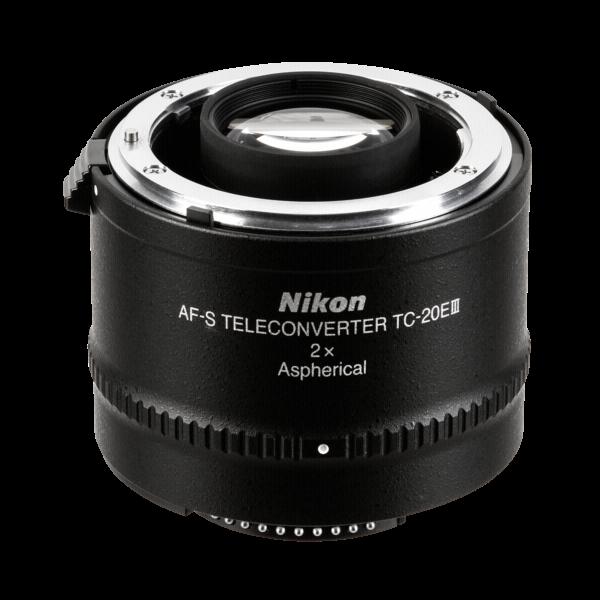 Nikon TC-20 E III converter