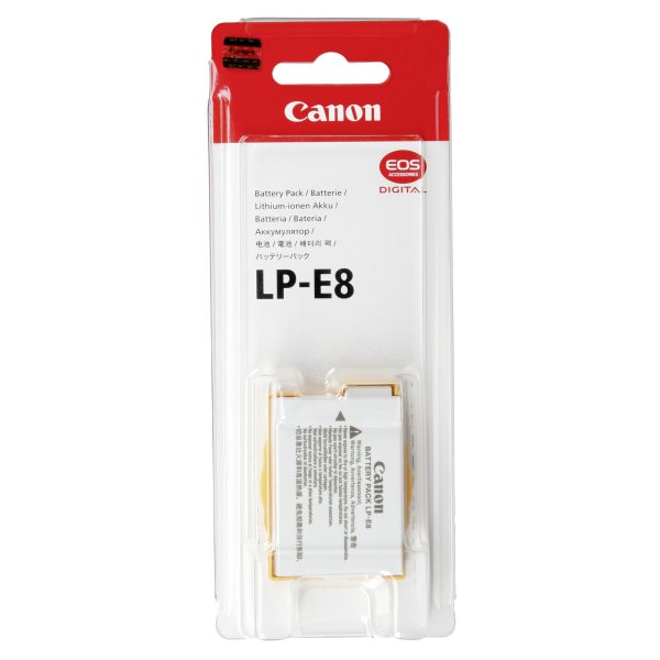 Canon LPE8