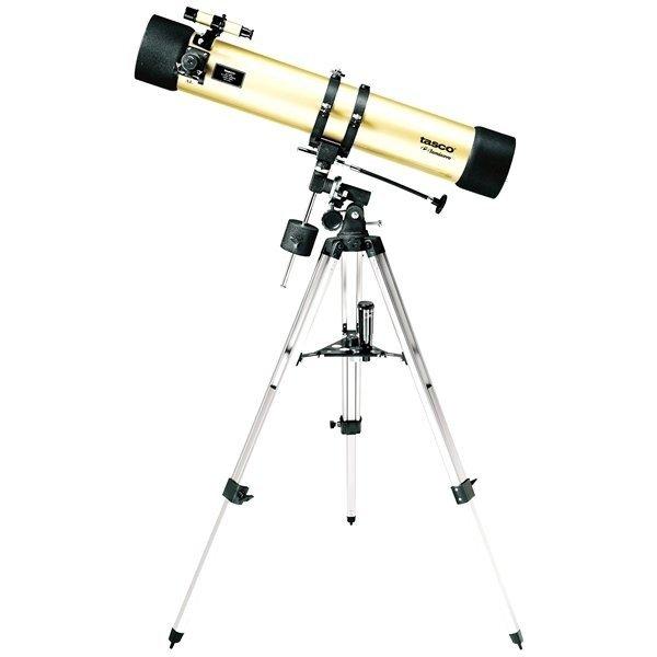 Tasco Luminova 114x900mm reflector EQ