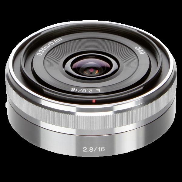 Sony SEL 16MM/2.8 NEX