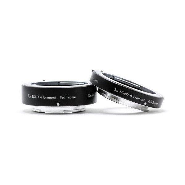 Kenko Tussenringenset Sony E-mount Full Frame (set van 2 ringen)