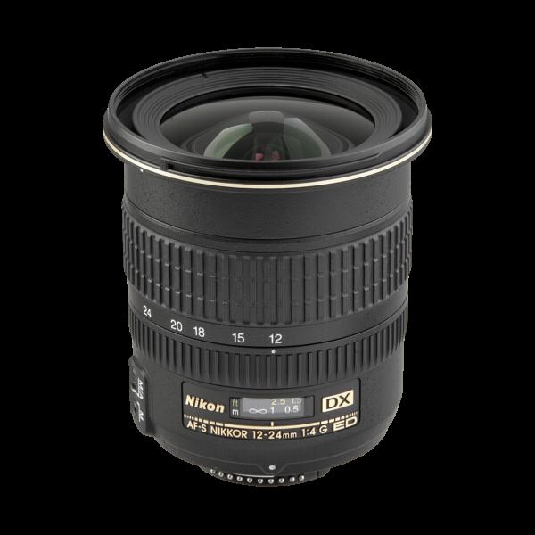 Nikon AF-S 12-24mm/4g if-ed DX