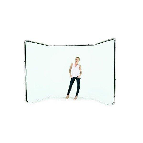 Lastolite Panoramic background 400cm cover white