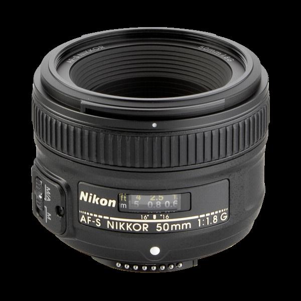 Nikon AF-S 50MM/1.8G