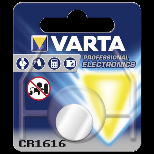 Varta CR 1616 3 V NR.6616