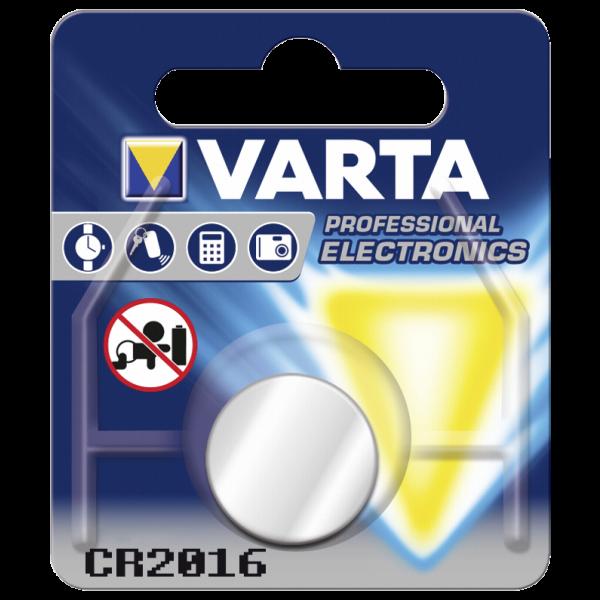 VARTA CR 2016 3 V NR.6016