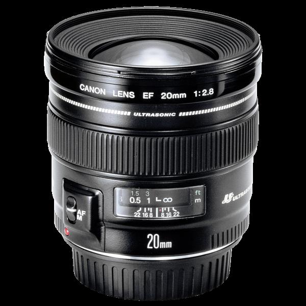 Canon EF 20mm 1:2.8 usm