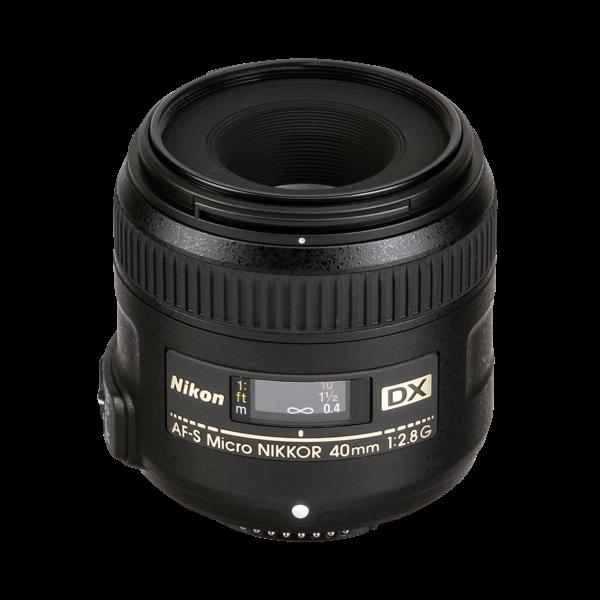 Nikon AF-S 40/2.8G DX MICRO