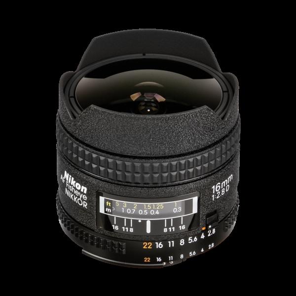 NIKON af-d 16mm f/2.8 fisheye