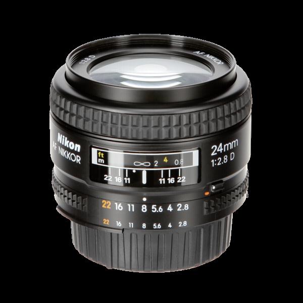 Nikon AF-D 24/2,8