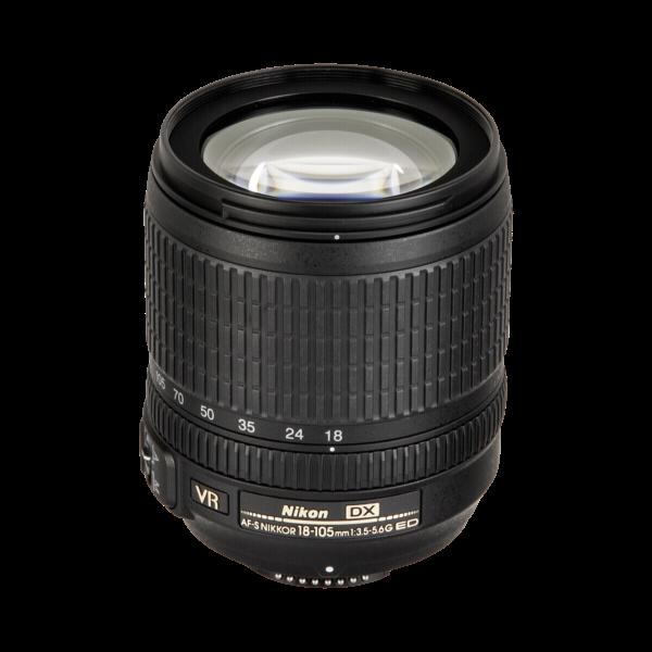 Nikon AF-S 18-105mm f/3.5-5.6g ed vr