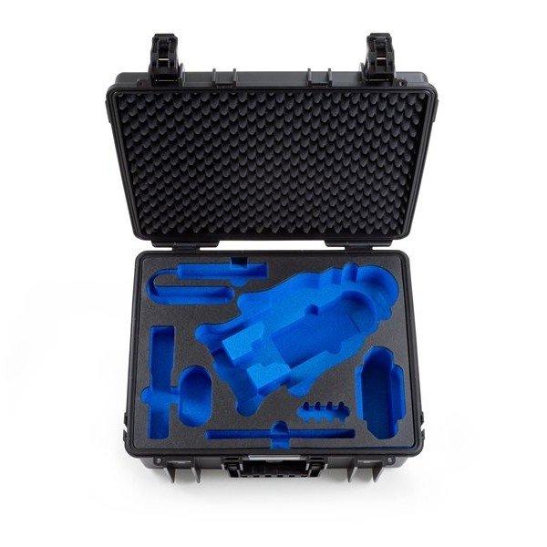 B&W Outdoor.cases Type 6000 zwart / GoPro Karma inlay