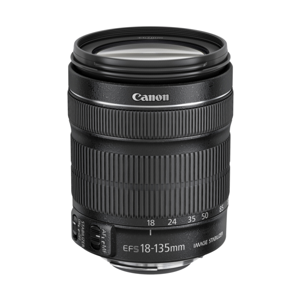 Canon EF-S 18-135mm f/3.5-5.6 IS STM Occasion