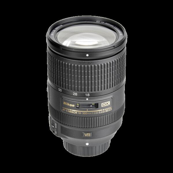 Nikon AF-S 18-300/3.5-5.6 DX VR