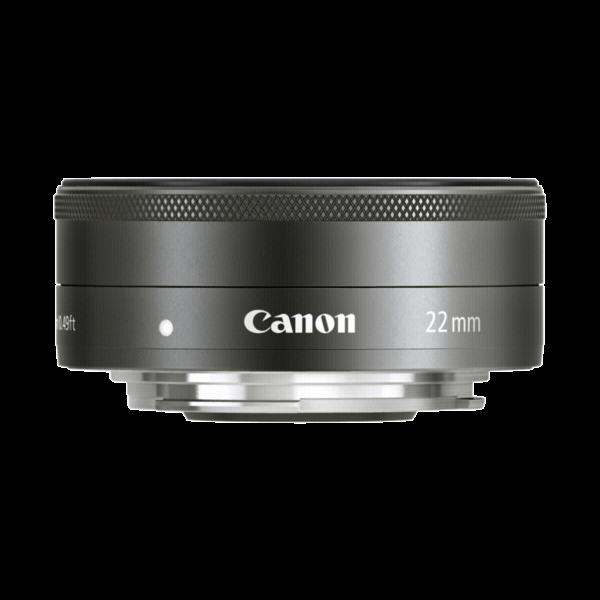 Canon EF-M 22mm STM