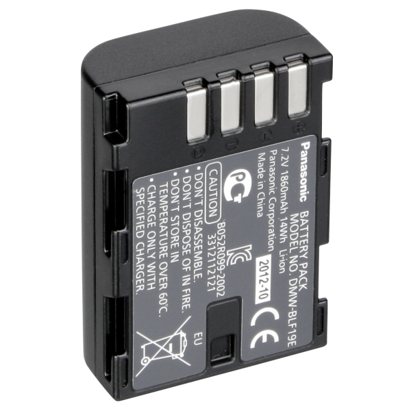 Panasonic DMW-BLF19E ACCU-