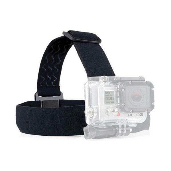 Polaroid Head strap mount for GoPro