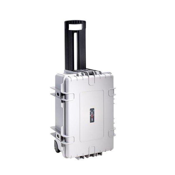 B&W Outdoor.cases Type 6700 grijs / plukschuim