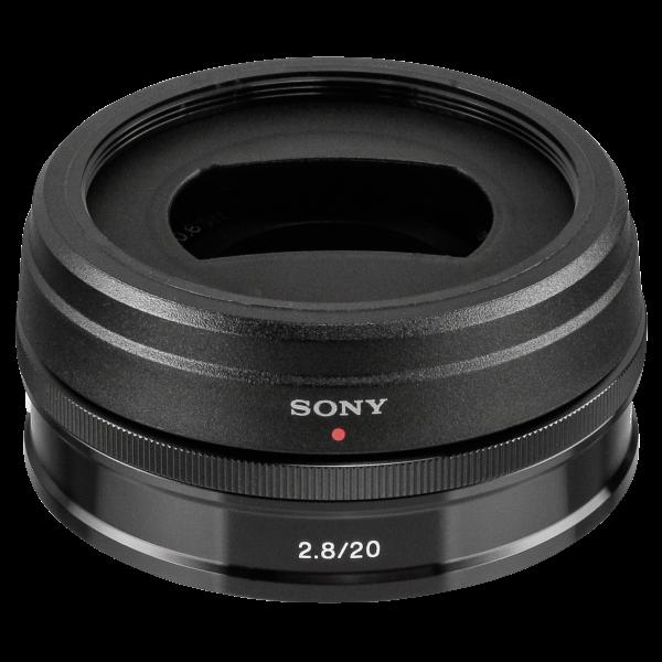 Sony SEL 20mm/f2.8