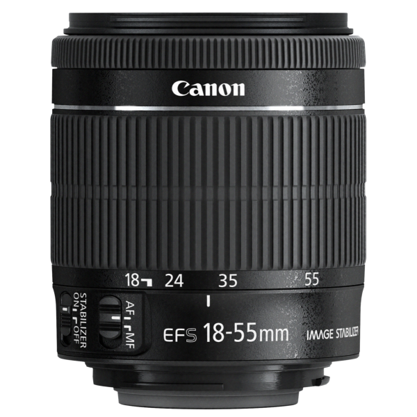 Canon EF-S 18-55 IS STM