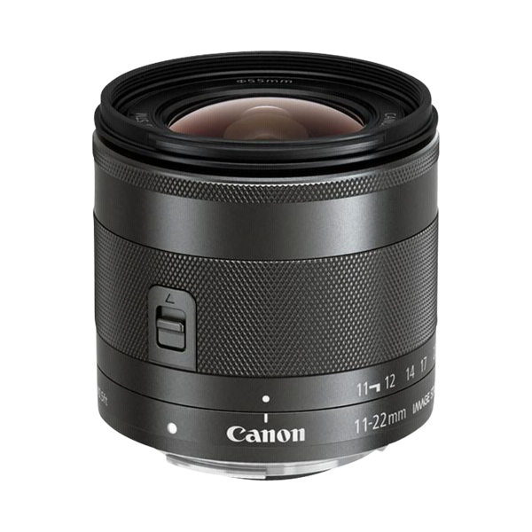 Canon EF-M 11-22/F4.0-5.6 IS STM - N
