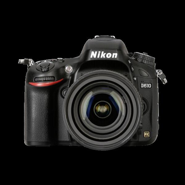 Nikon D610 Kit + AF-S 24-85 G ED VR