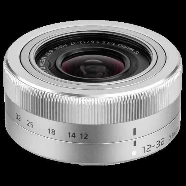 Panasonic 12-32/3.5-5.6 H-FS12032E-S ZILVER