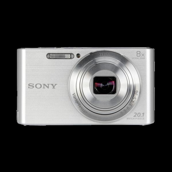 Sony DSC-W830 zilver