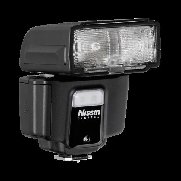 Nissin i40 flitser voor Canon