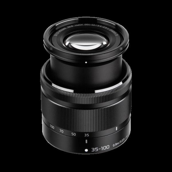 Panasonic 35-100 4.0-5.6 zwart