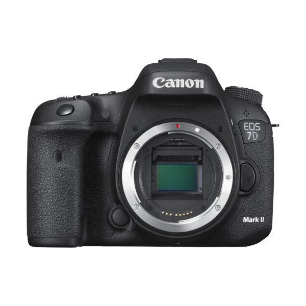 Canon EOS 7D Mark II + WE-1 adapter