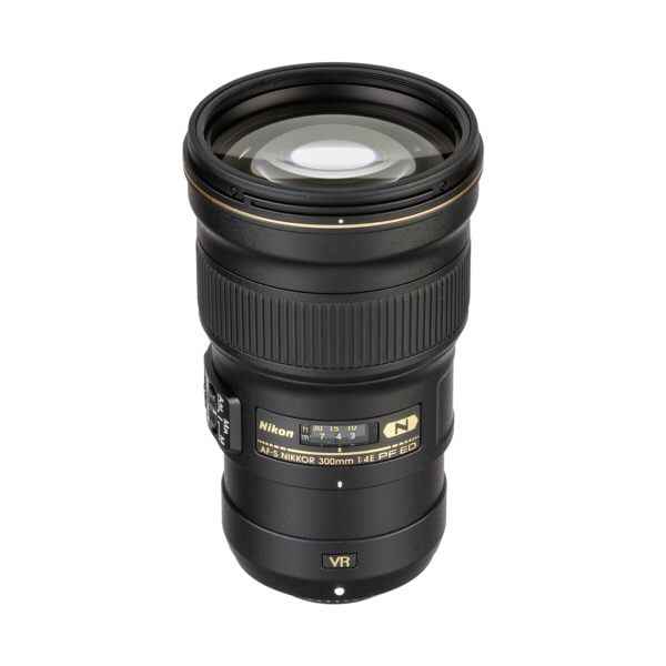 Nikon AF-S 300mm 4.0 PF ED