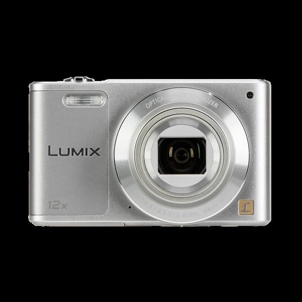 Panasonic Lumix DMC-SZ10 camera zilver