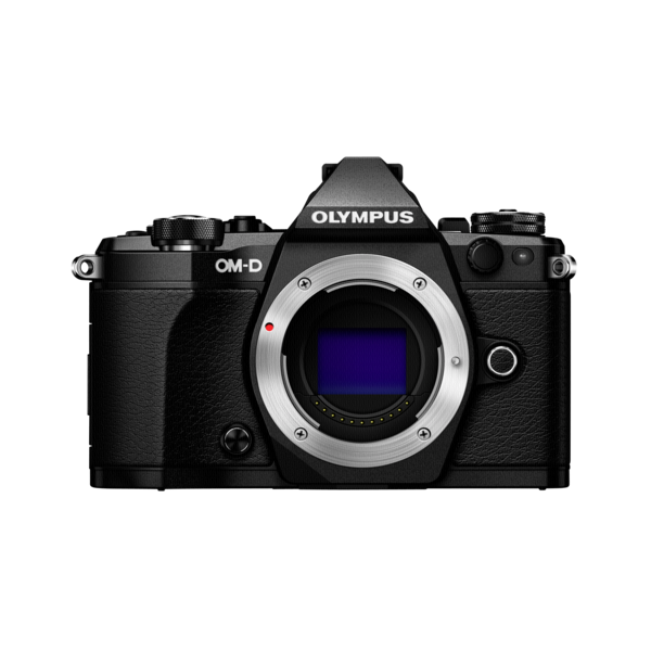 Olympus E-M5II body zwart