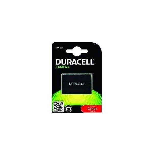 Duracell Canon LP-E12