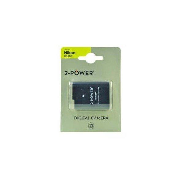 2Power Nikon EN-EL21