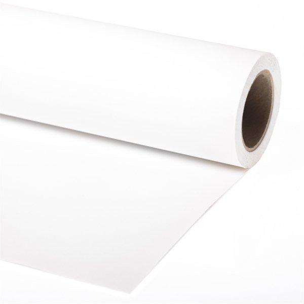 Lastolite Background paper 1,37x11 super white