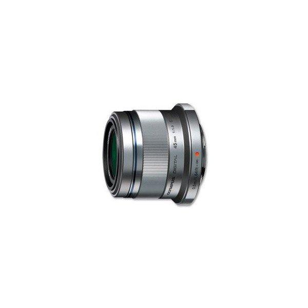 Olympus ET-M 45mmF/1.8 Zilver