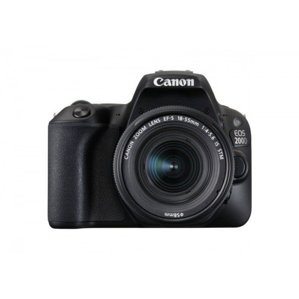 Canon eos 200D+18/55 is stm