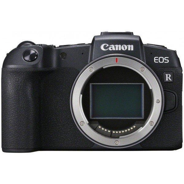 Canon eos RP body + adapter