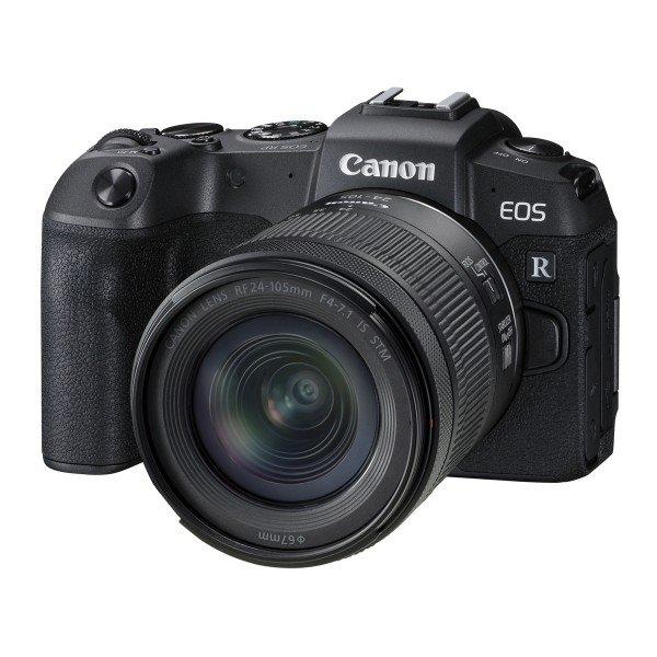 Canon eos RP + RF 24-105 4.0-7.1