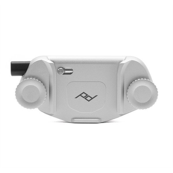 Peak Design Capture® camera clip (v3) silver - zonder plaat