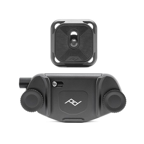 Peak Design Capture® camera clip (v3) black
