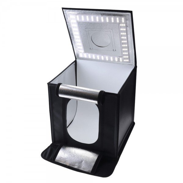 Caruba portable photocube 60x60 LED dimbaar