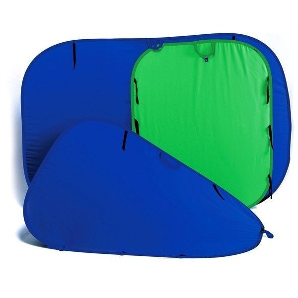 Lastolite Collapsible chromakey 180x210cm green